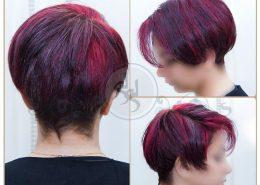 اصلاح مو, های لایت, رنگ و اکستنشن مو
