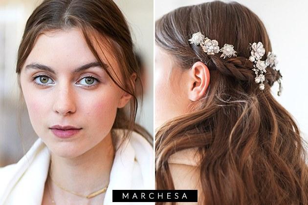 میکاپ و آرایش عروس ۲۰۱۷